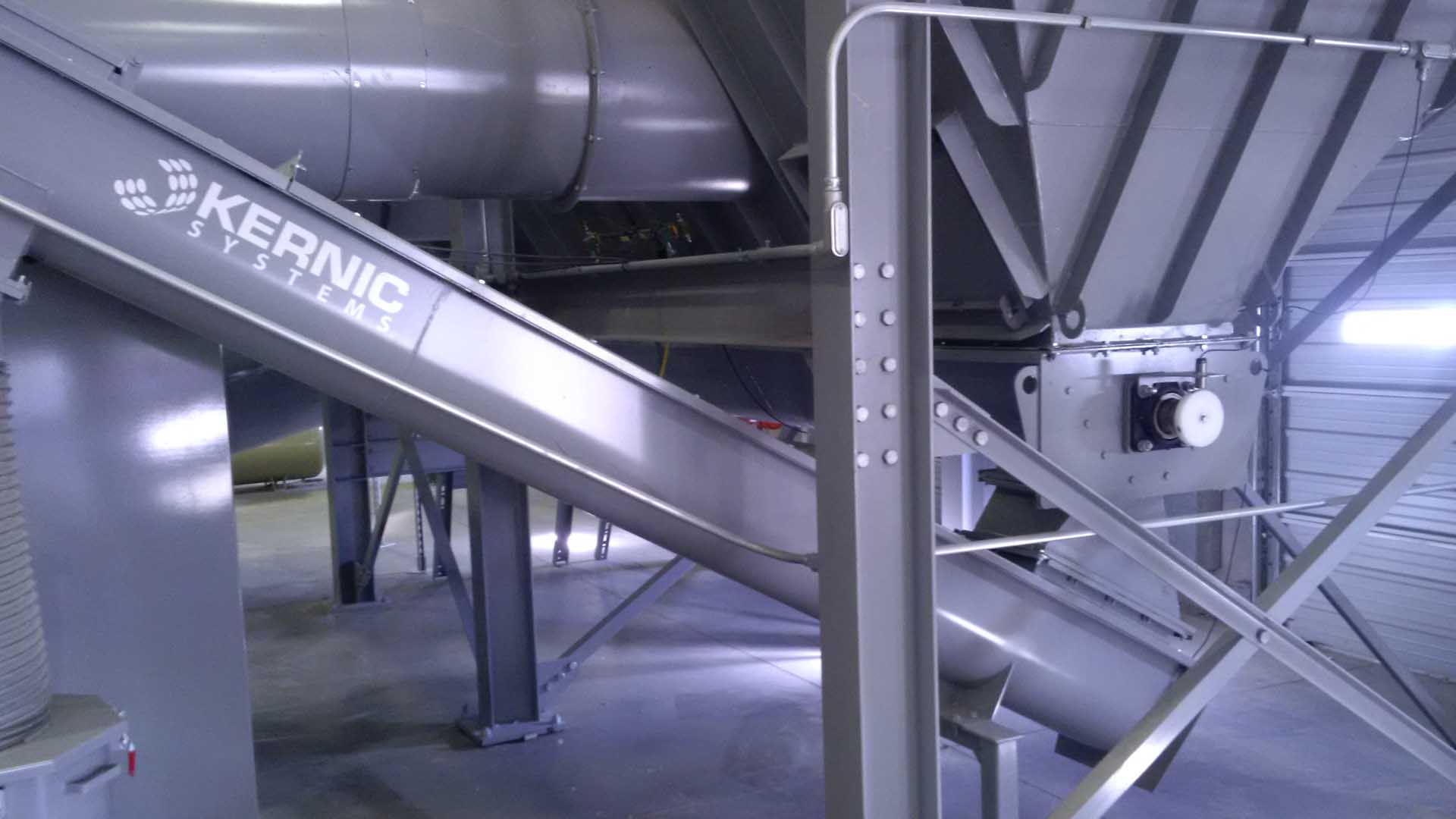 Airlock And Screw Conveyors Kernic Systems