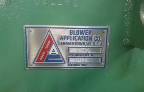 equipment id plate