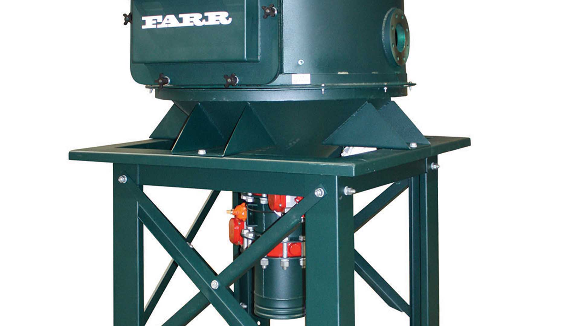 Industrial High Vac Systems