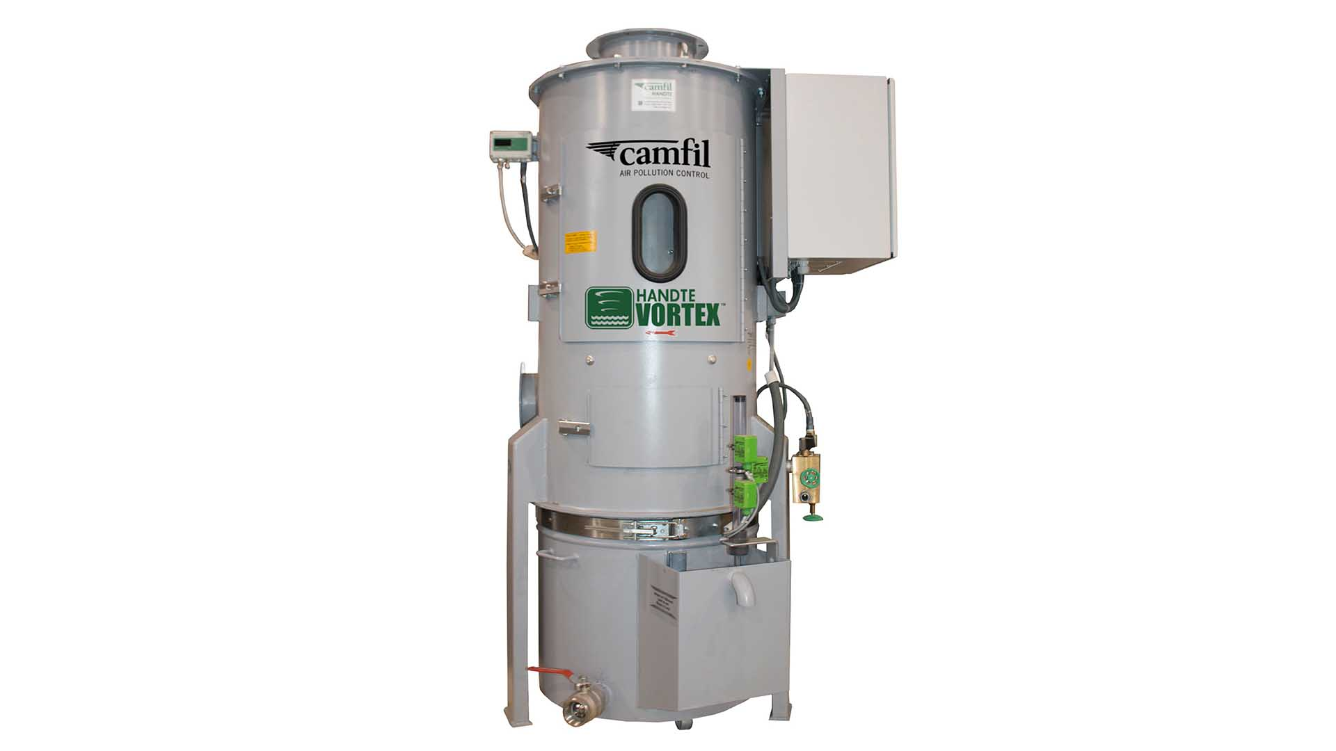 Wet Scrubbers and Dust Collectors