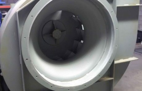One (1) USED Dust Collector Fan