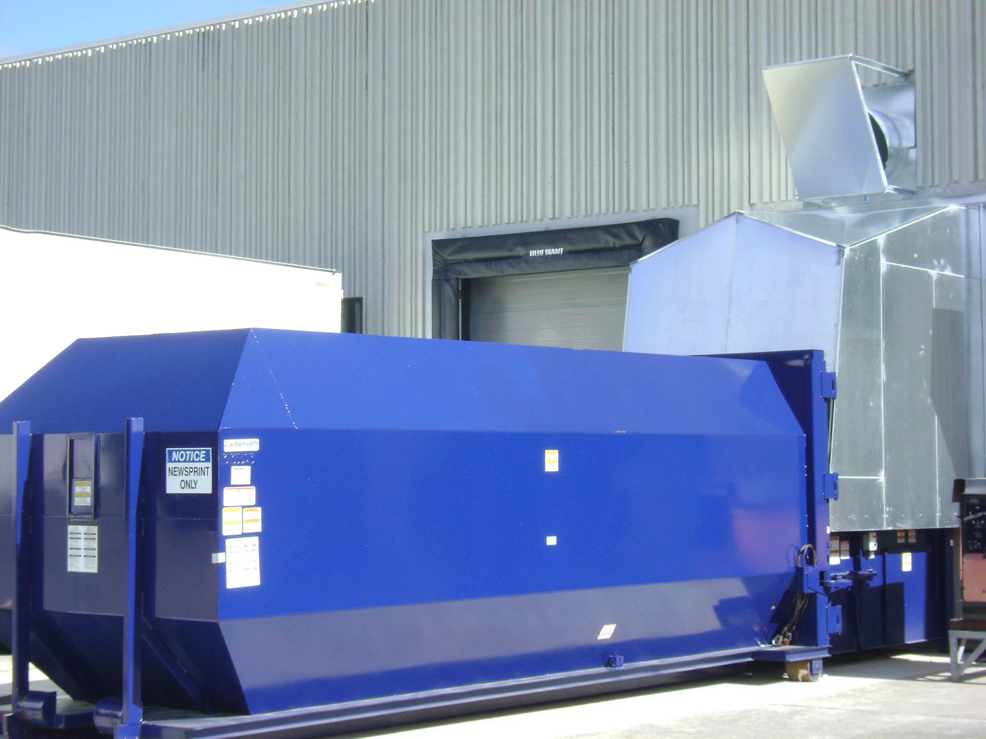 Kernic compactor